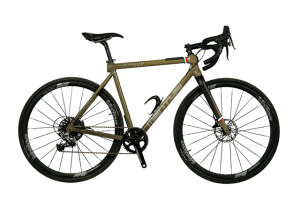 Adamello gravel menturi bike