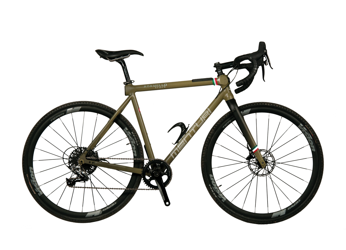 Menturi Adamello gravel bike