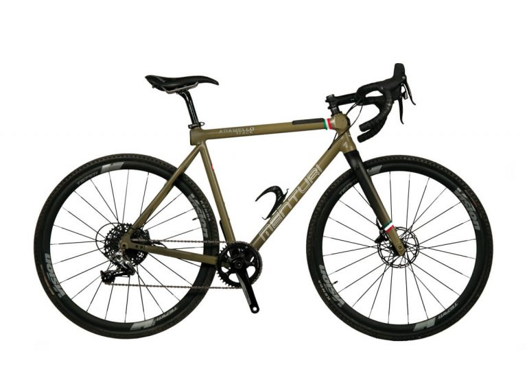 Adamello gravel menturi bike v2